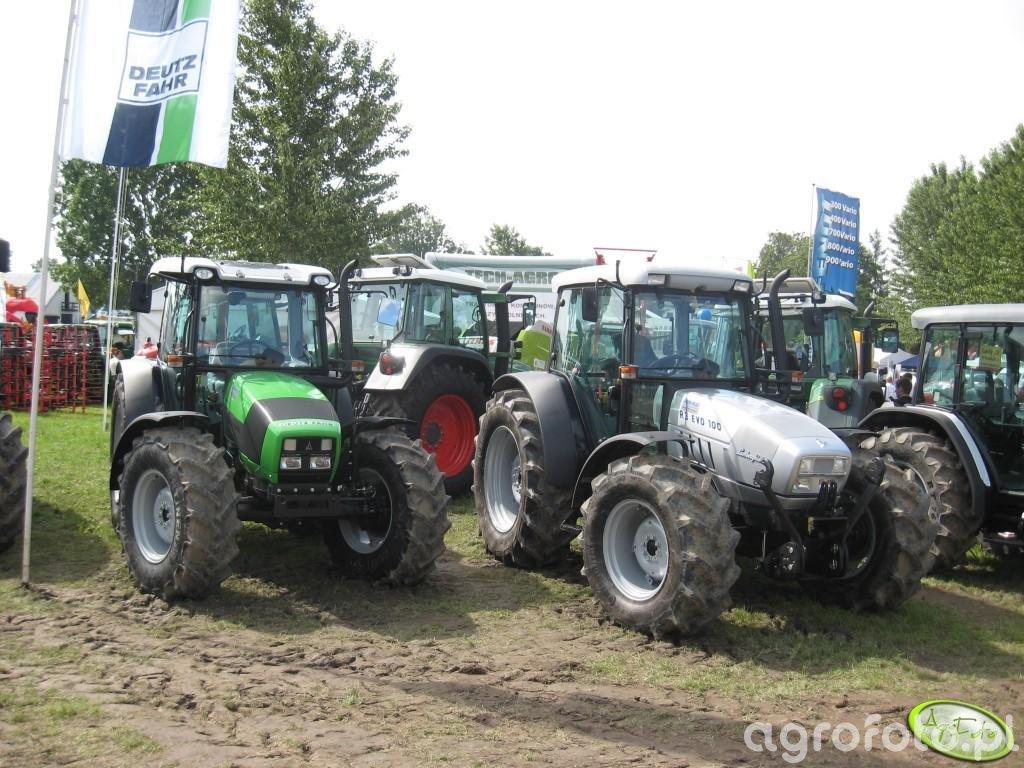 DF Agrofarm & Lamborgihini R3 Evo 100