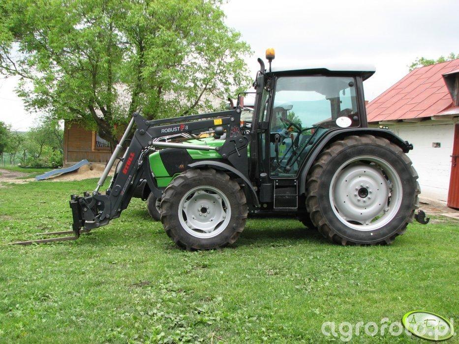DF Agroplus 320 GS