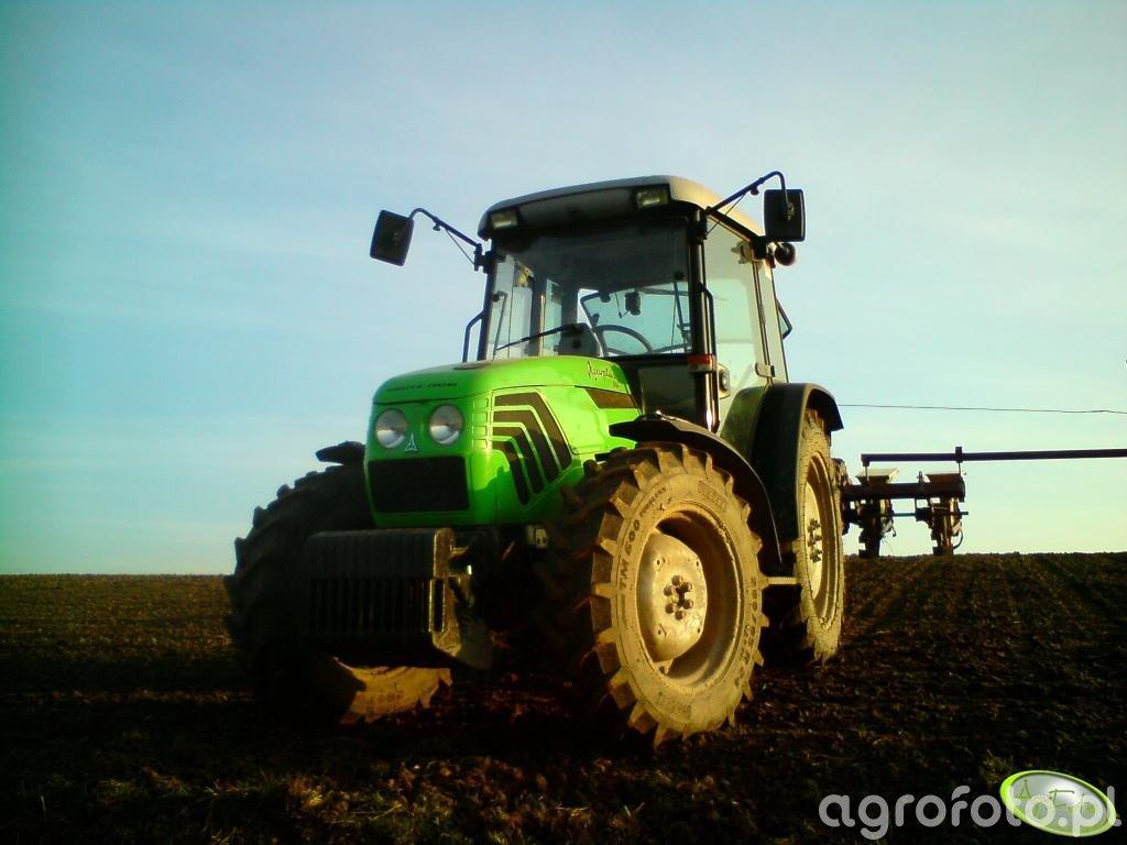 DF Agroplus 80 + siewnik