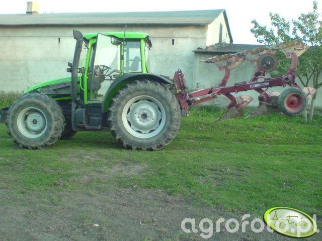 DF Agroplus 85 + Kongskilde Variant