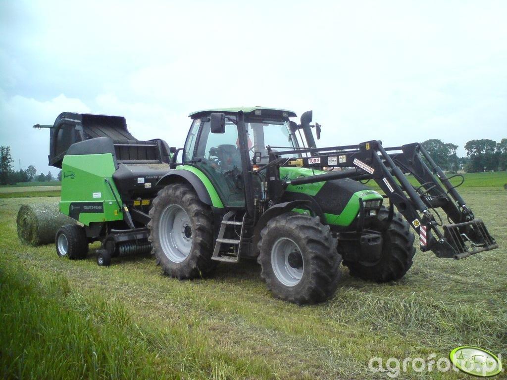 DF Agrotron 130 & Varimaster560 OC