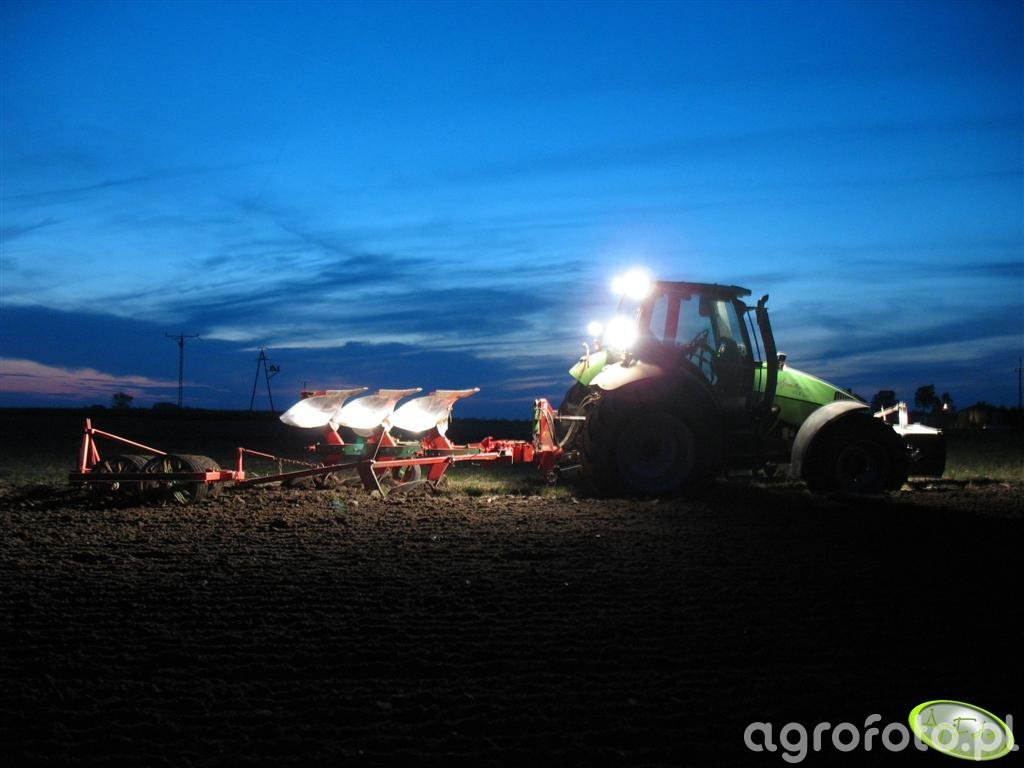 DF Agrotron 135 MK3 + IBIS 3 + XLS + Campbell