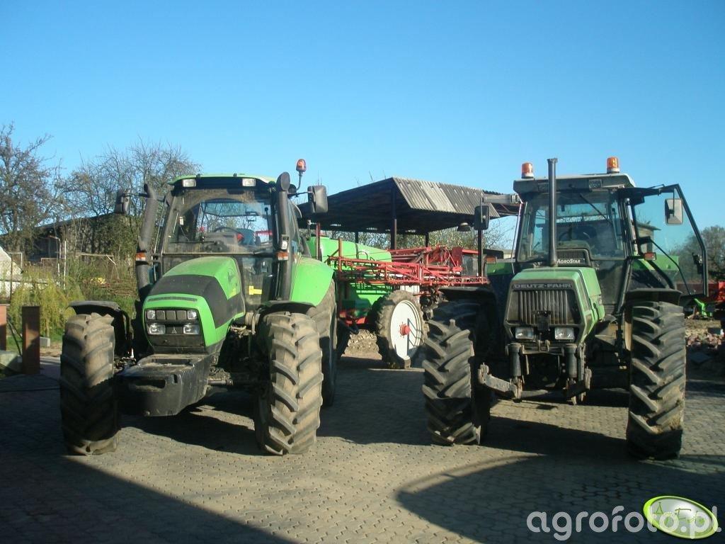 DF Agrotron 150 i Agrostar 6.71