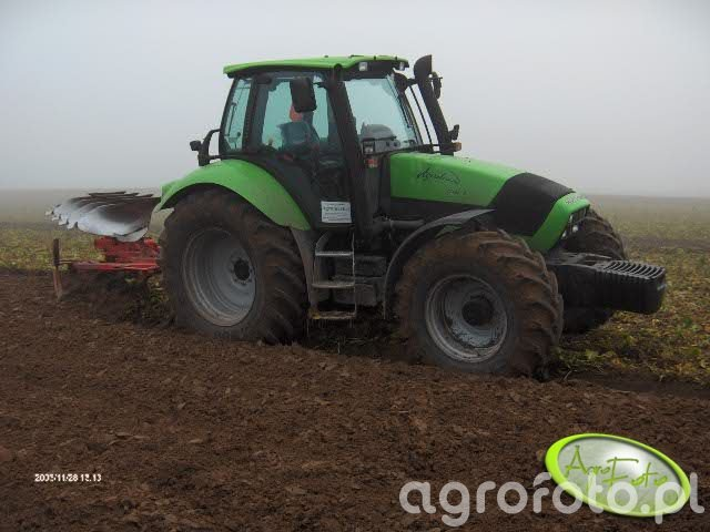 DF Agrotron 150.7 + Vogel&Noot