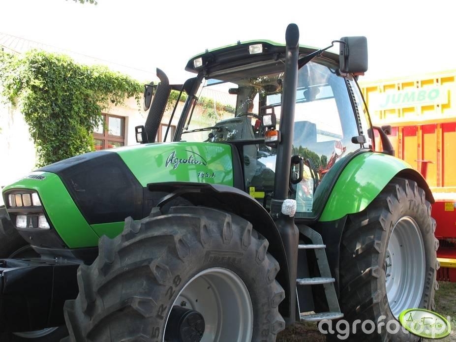 DF Agrotron 165.7 & Jumbo