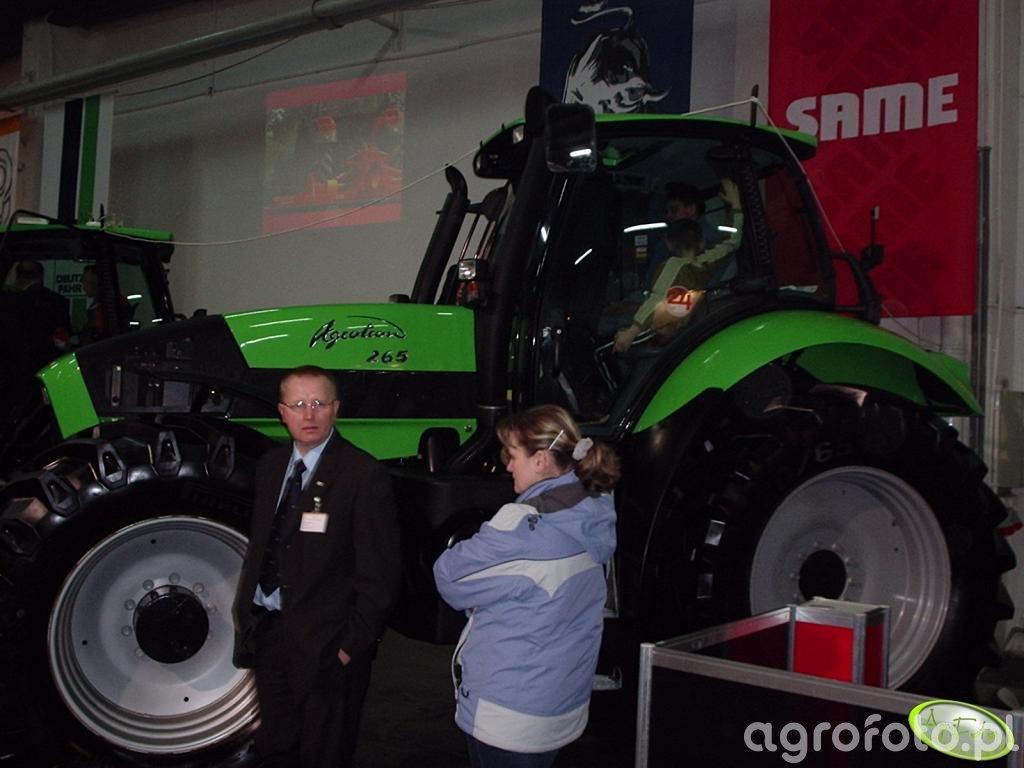 DF Agrotron 265