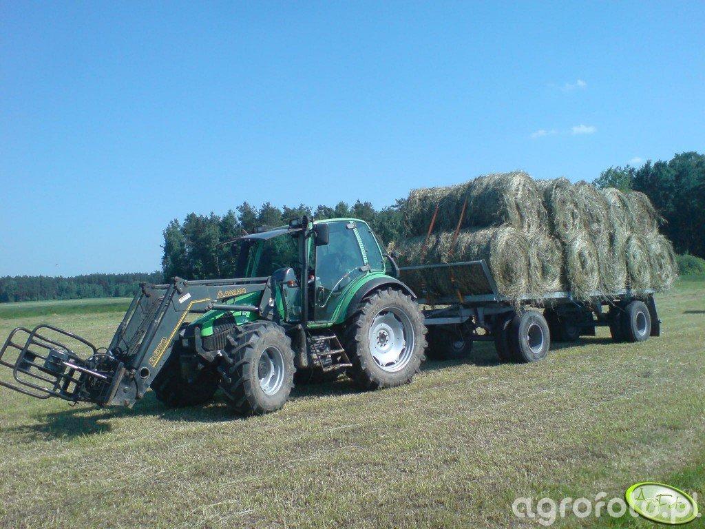 DF Agrotron 95 & Autosan