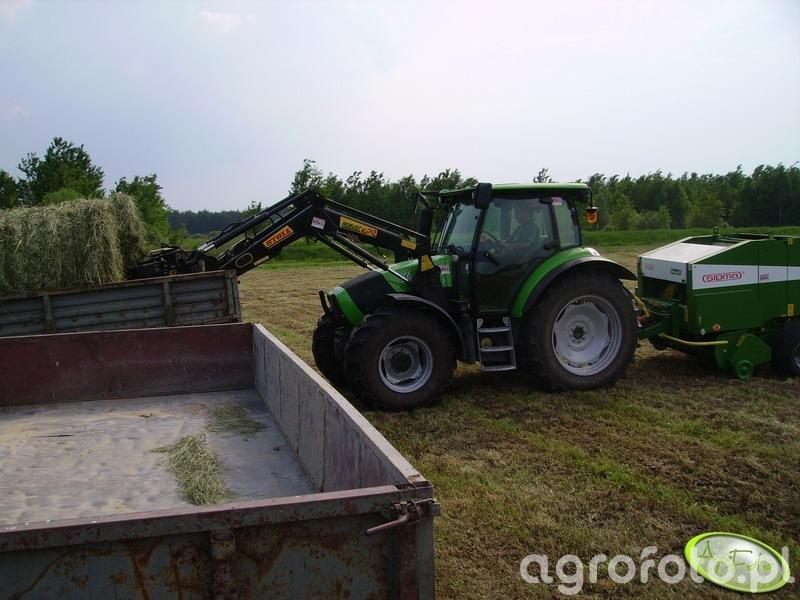 DF Agrotron K100 + Sipma