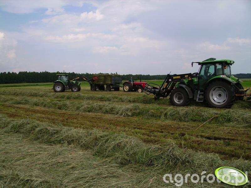 DF Agrotron K100 x2
