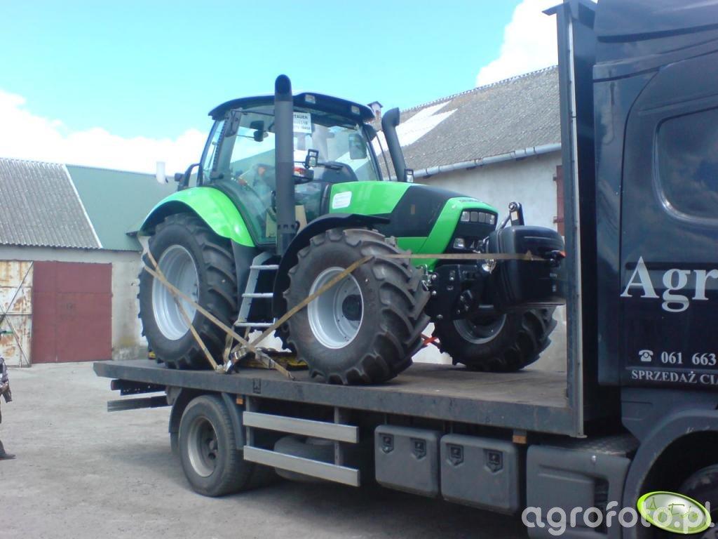 DF Agrotron M610