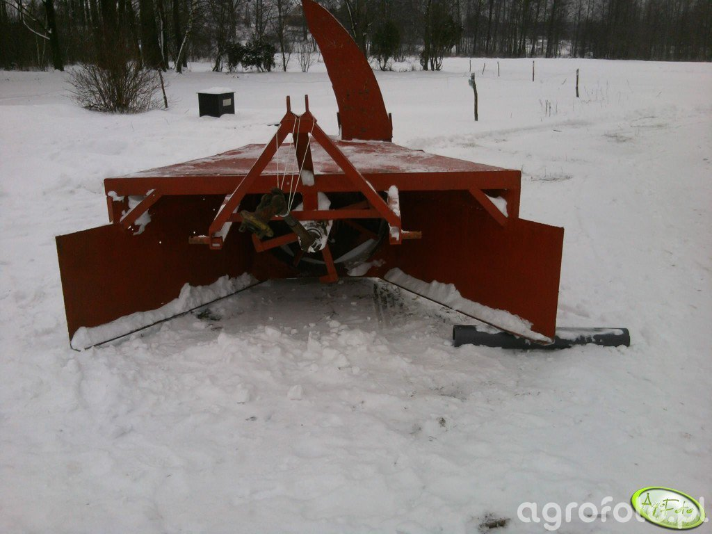 Dmuchawa do śniegu