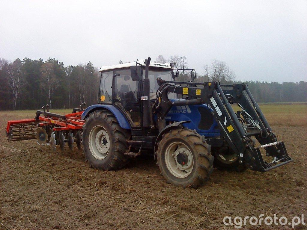 Farmtrac & Metal Fach & Akpil