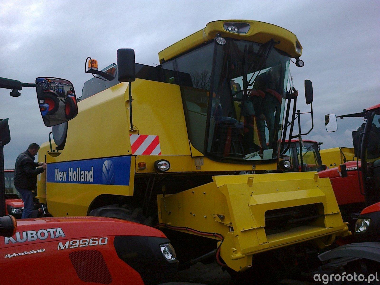 New Holland TC5060