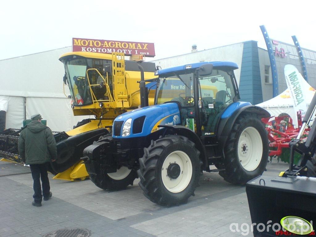 New Holland TS100A i TC56