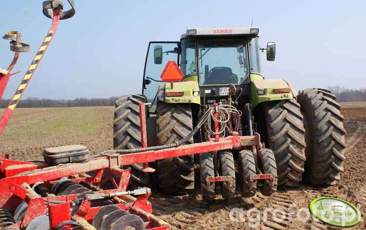 Claas Ares 836 RZ