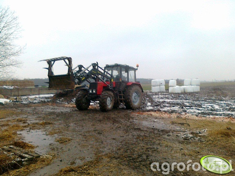 Belarus 1025 + tur Hydramet 16