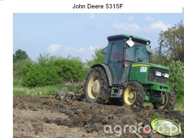 John Deere 5315F