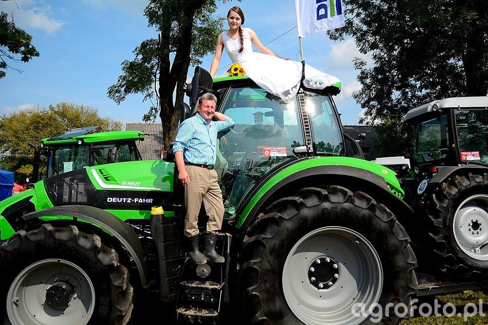 """Z właścicielem """"Traktor Serwis"""""""