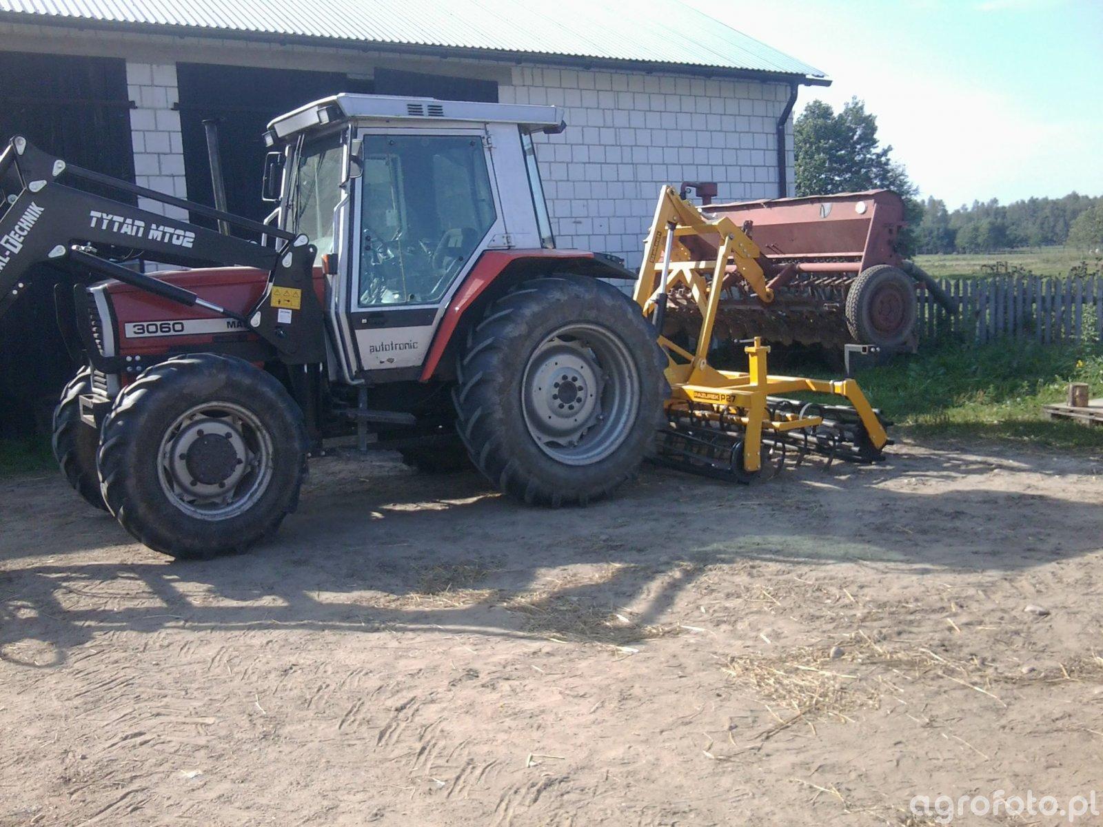MF 3060 Pazurek P27 Poznaniak 2,7