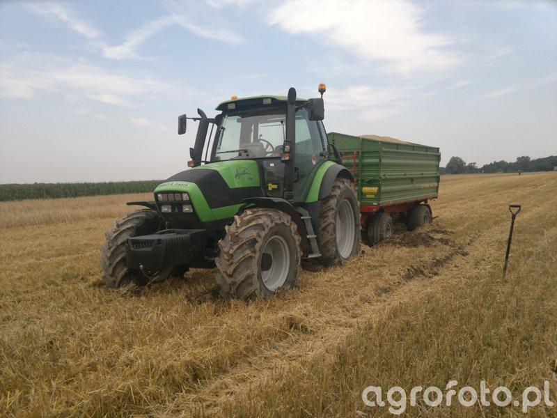Deutz-Fahr Agrotron 150 & Pronar