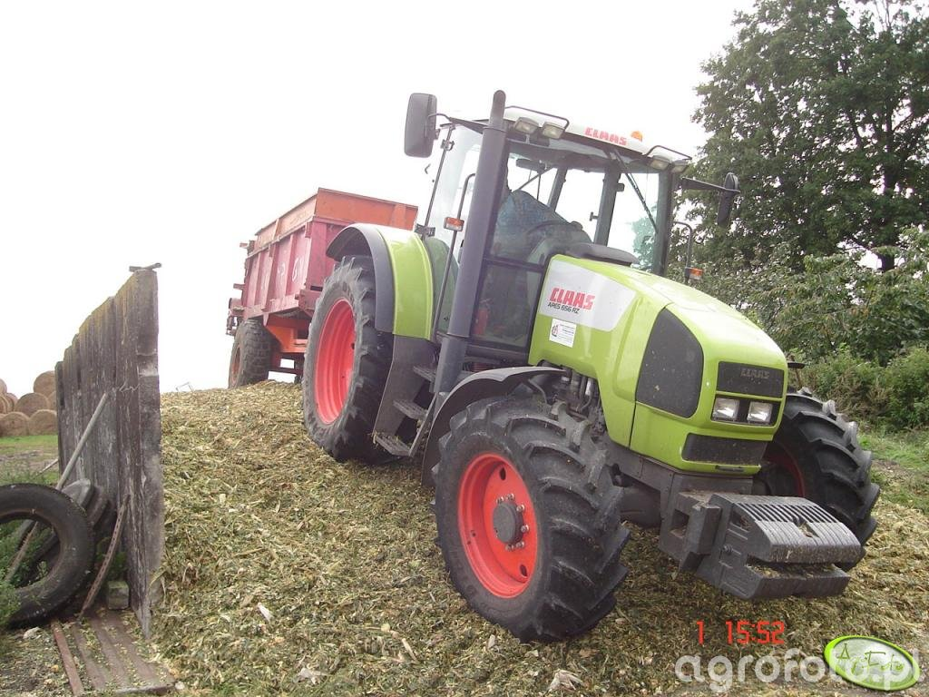 Claas Ares 656rz