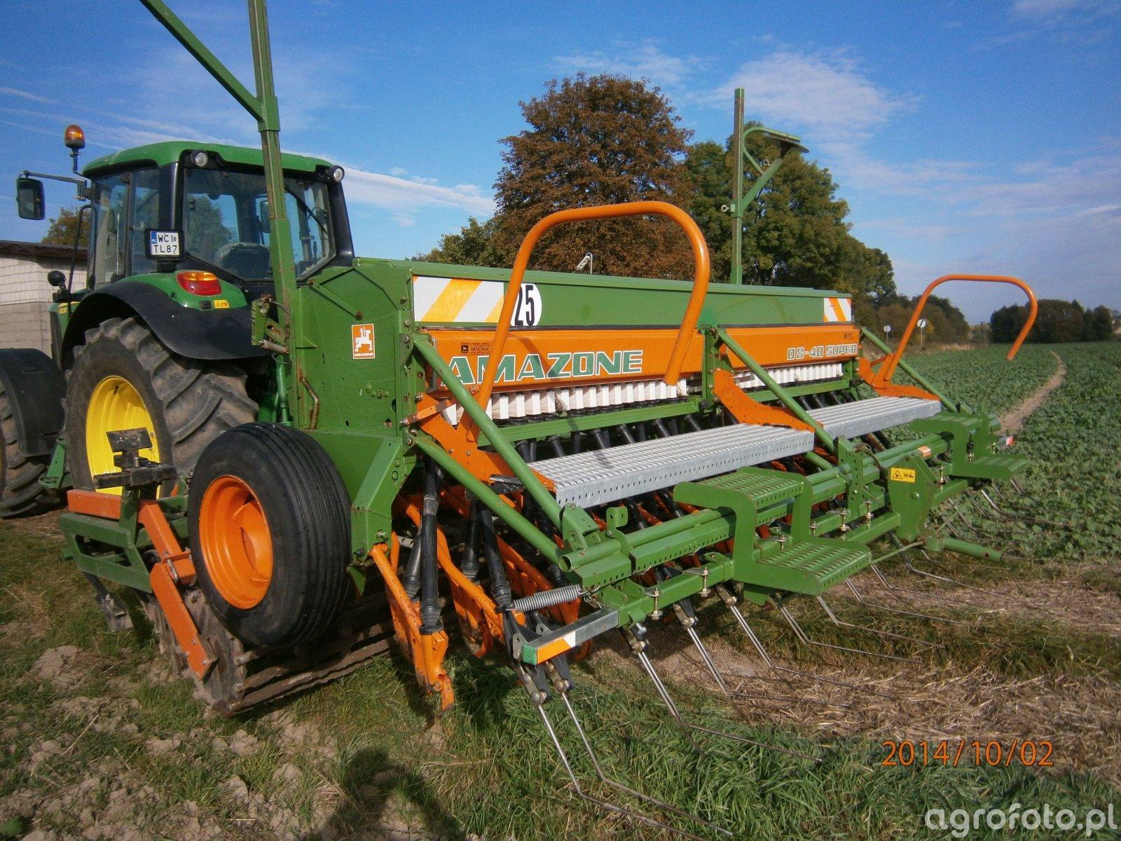 Amazone D8/40 Super