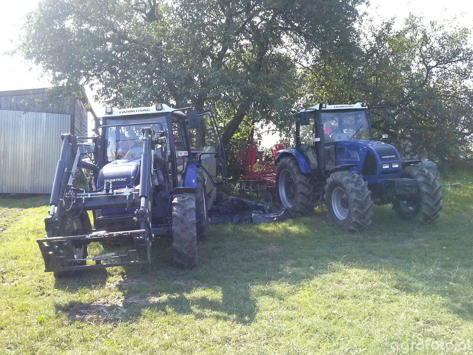 Farmtrack 690 & Farmtrack 7110