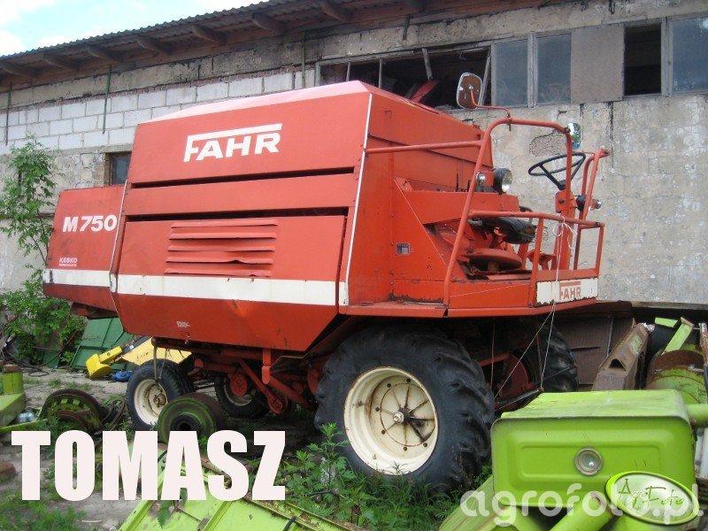 Fahr M750