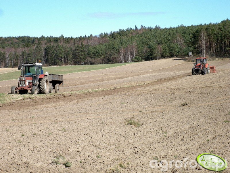 Farmer 10244 C1 & Case