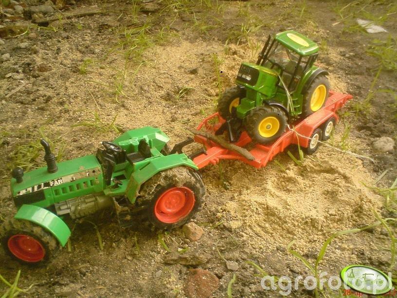 Farmer 120 + Laweta