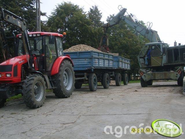 Farmer 8244 C2 + 2x D47