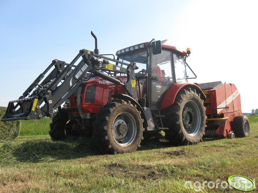 Farmer 8244 C2 + Metal Fach Z-562