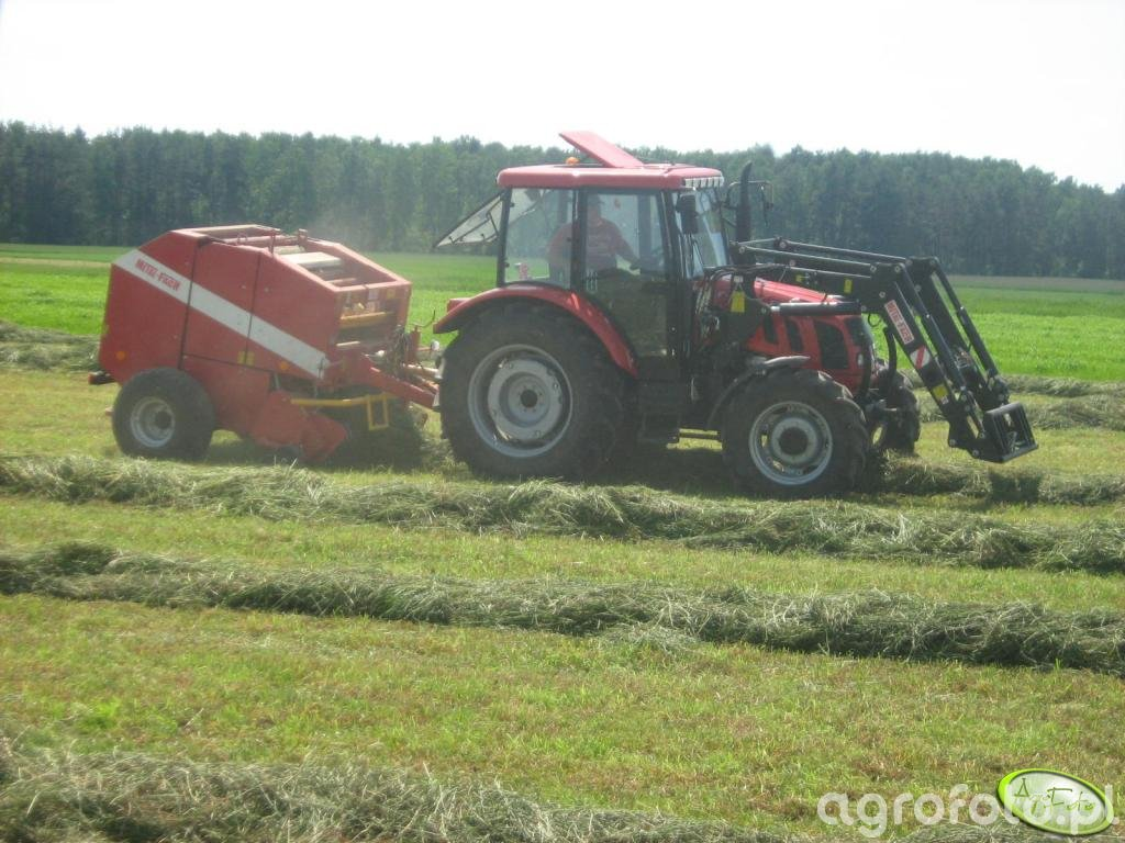 Farmer 8258 + Metal Fach