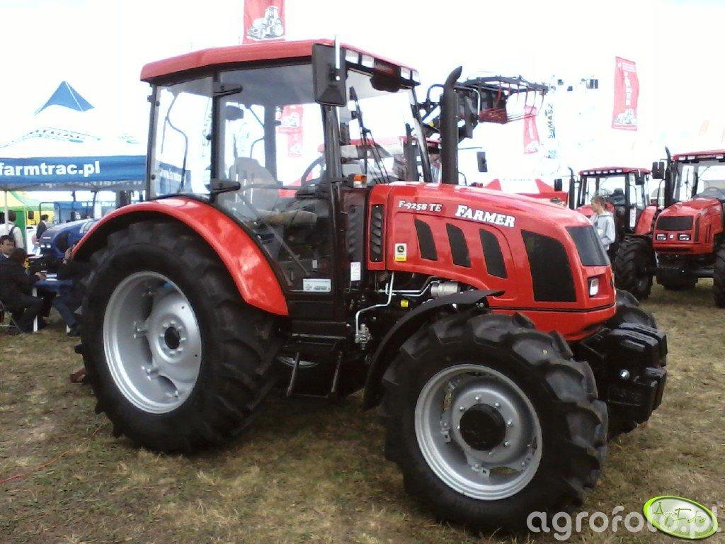 Farmer F9258TE