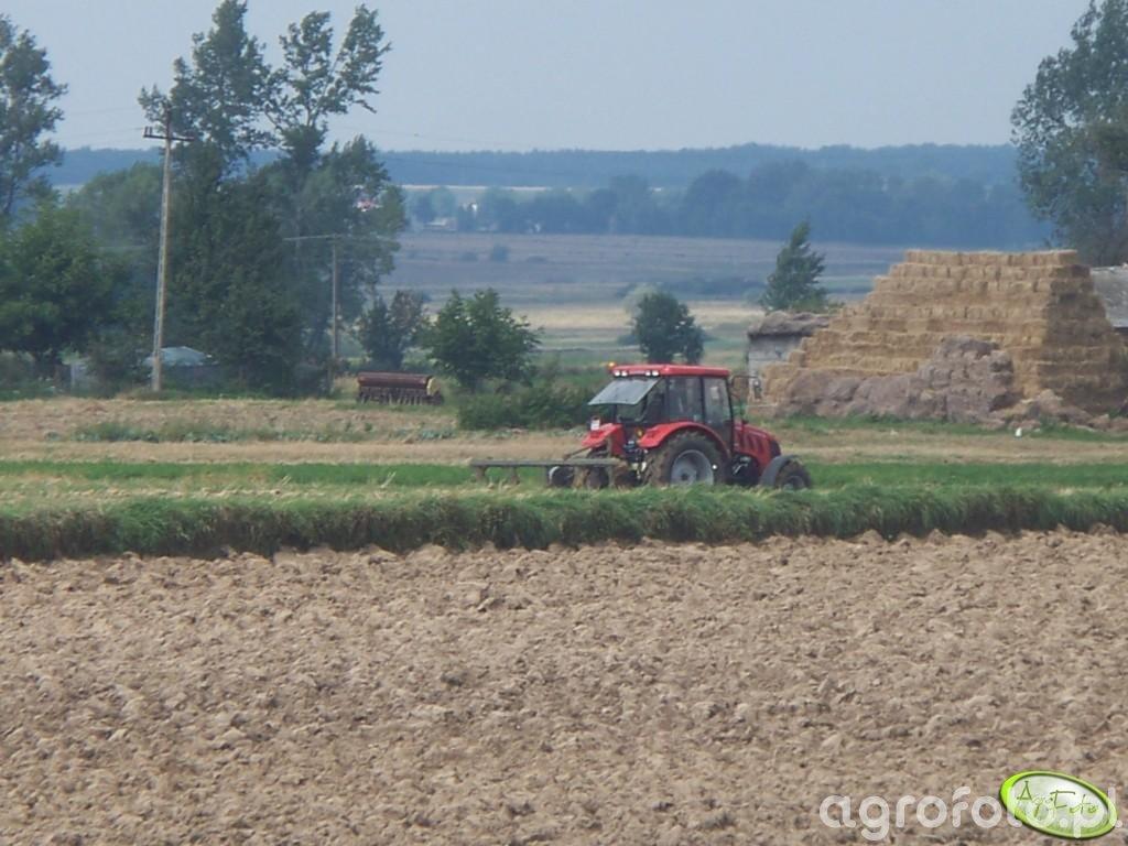 Farmer + pług
