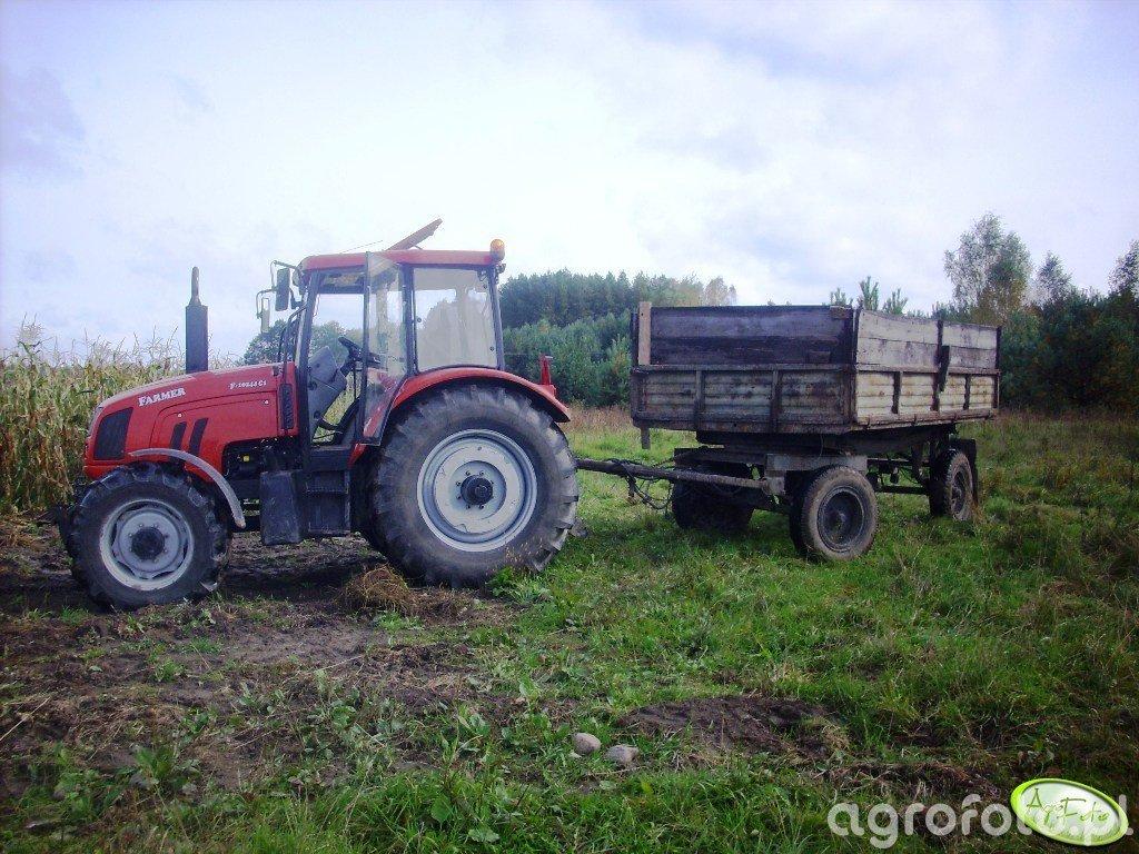 Farmer + Przyczepa