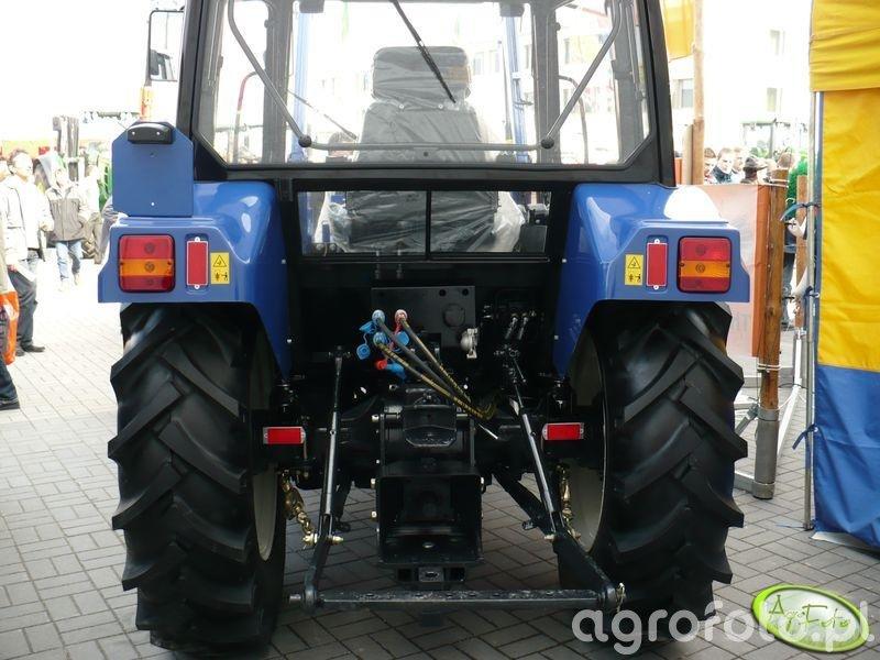 Farmtrac 535 - tył