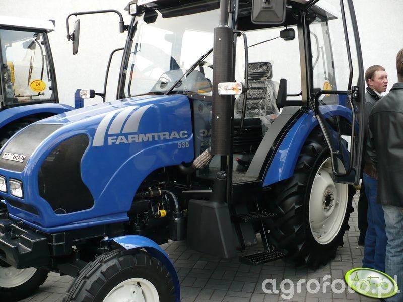 Farmtrac 535