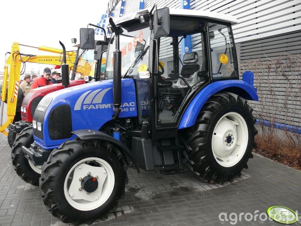 Farmtrac 545DT