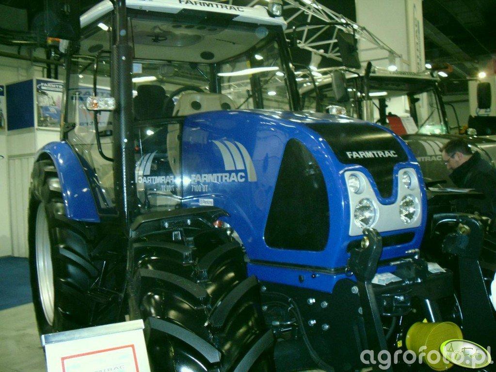 Farmtrac 7100DT