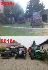 Farmtrac John Deere Ursus