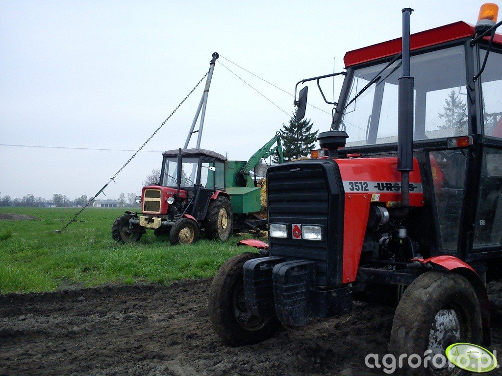 Ursus 3512 Agro i C-330