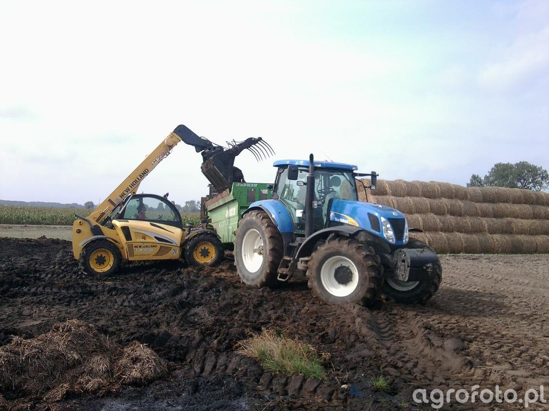 New Holland T7030 i LM732