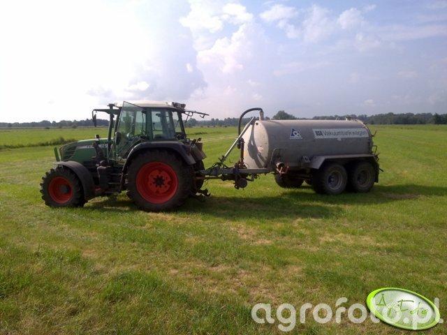 Fendt 312 Vario TMS & Alfa Laval Agri 9tyś l