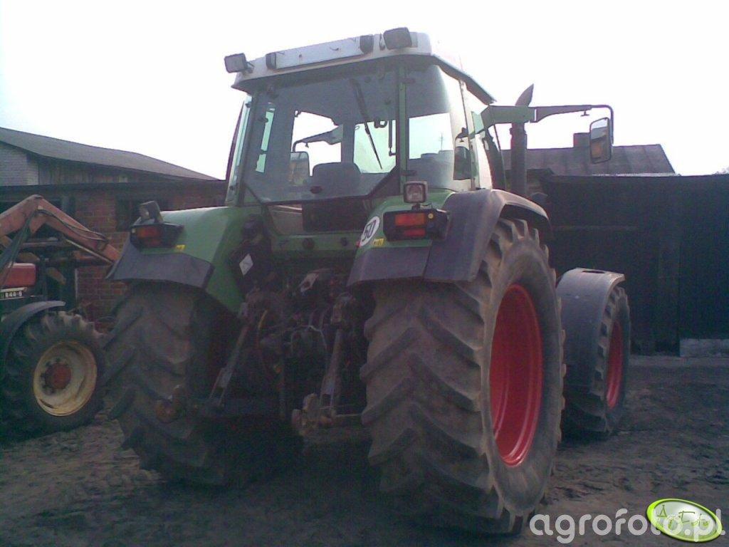 Fendt 515C  Turboshift