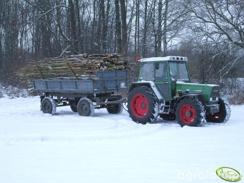 Fendt Farmer 306 LSA + Autosan D-47