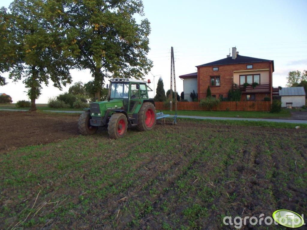 Fendt Farmer 306 LSA i Lemken Achat 9