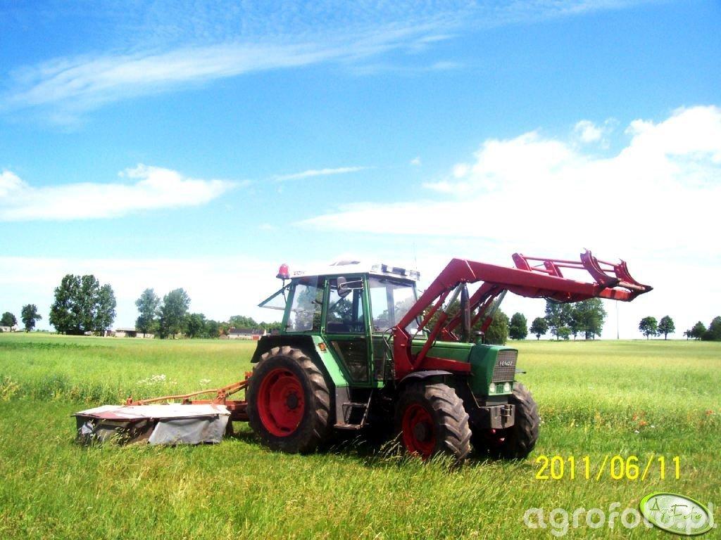 Fendt Farmer 306 LSA i  Mailleux + PZ 186 CM