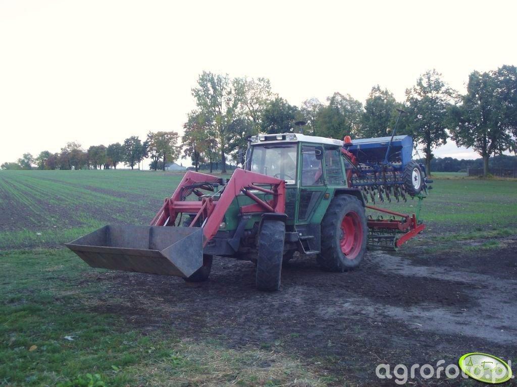 Fendt Farmer 306 LSA i Mailleux + Rolmasz Kutno + Polonez S078