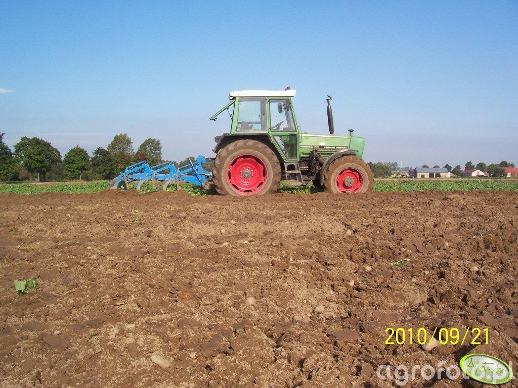 Fendt Farmer 306 LSA i  Overum